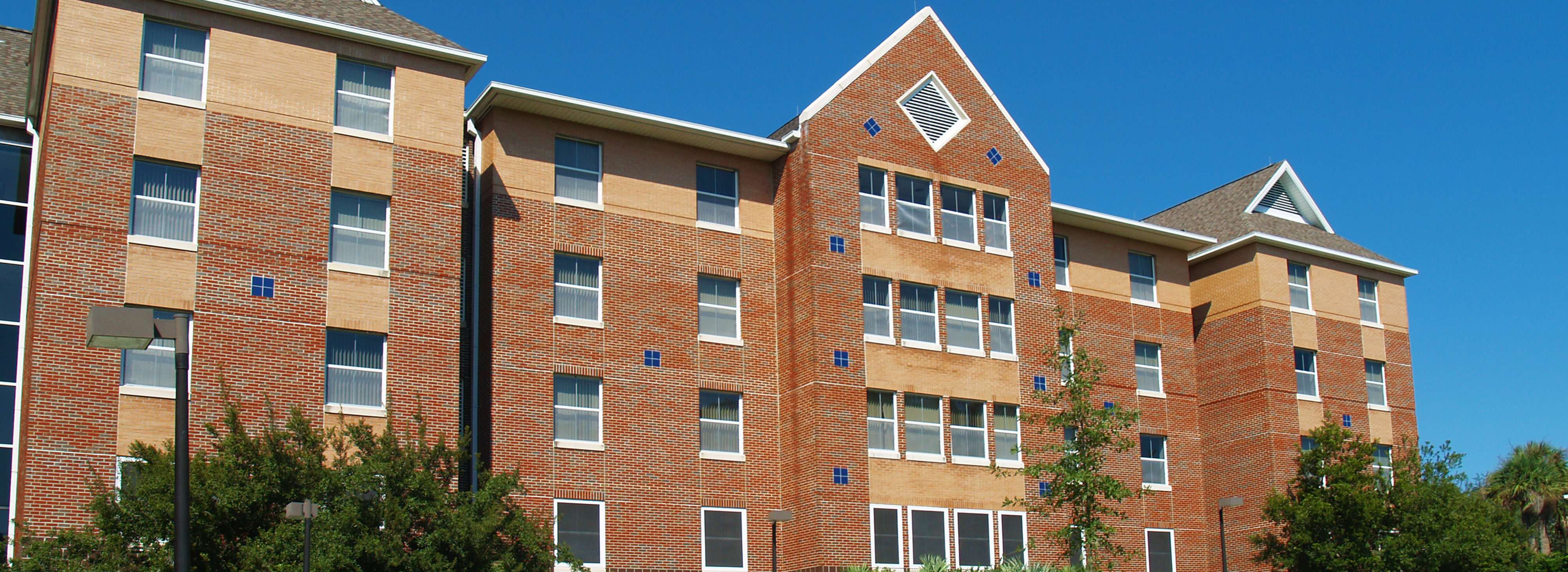 Hume Hall exterior